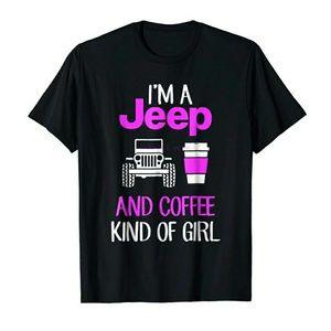 Jeep girl tshirt
